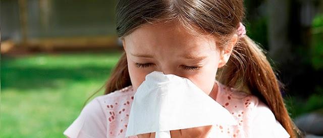 Mengenal Jenis Alergi Pada Anak