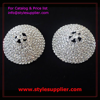 breast pasties crystal