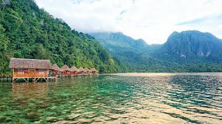 Pulau Keren Untuk Liburan Ora Beach