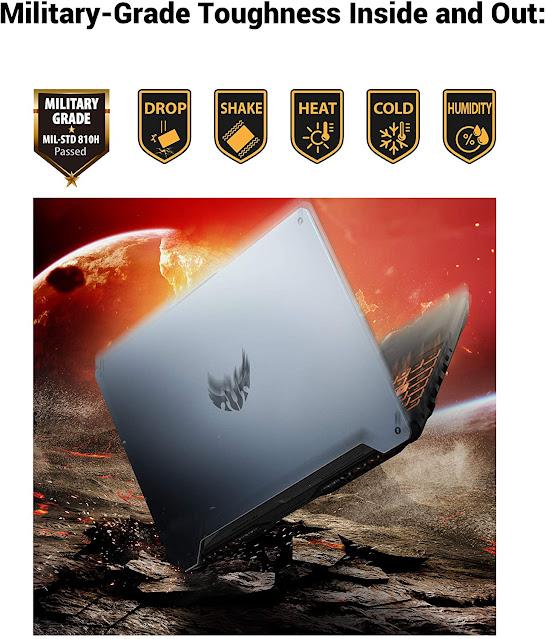 ASUS TUF Gaming A15 Gaming Laptop Review