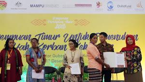 KPT 2018 Hasilkan Lima Rekomendasi untuk Penanganan Isu Perempuan