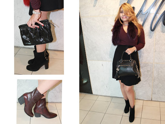 Holiday Fashions with Michael Kors, Musse & Cloud and Ruby Ribbon