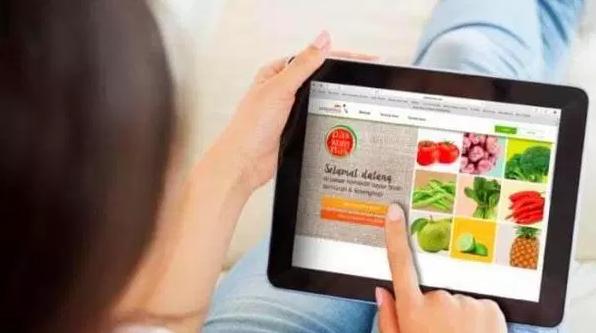 Bisnis Offline Go Online