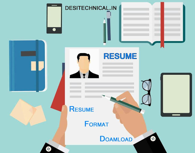 resume-formay-download-in-pdf