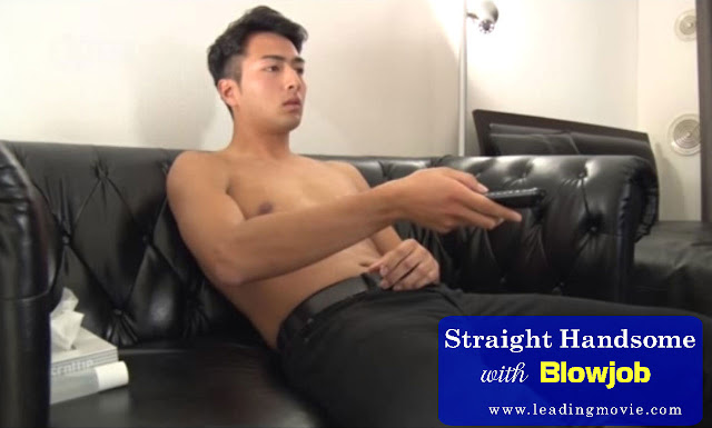 Straight Handsome Blowjob / Porn Gay Videos | MS03