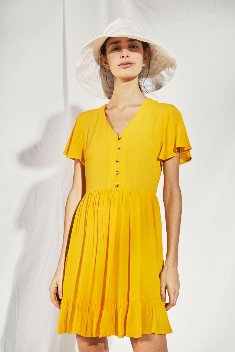 vestidos de colores verano 2021 moda mujer