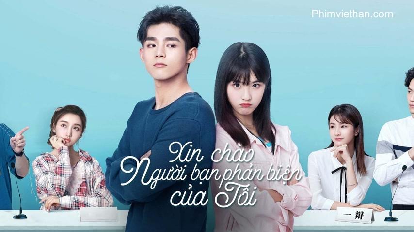 Phim xin chào người bạn phản biện của tôi Trung Quốc