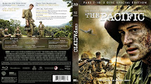 The Pacific Blu-ray Cover
