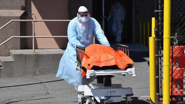 La cifra de decesos por el coronavirus en EEUU supera la oficial
