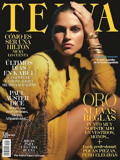 #Telva #revistaoctubre #regalosrevistas #mujer #woman #fashion #blogdebelleza