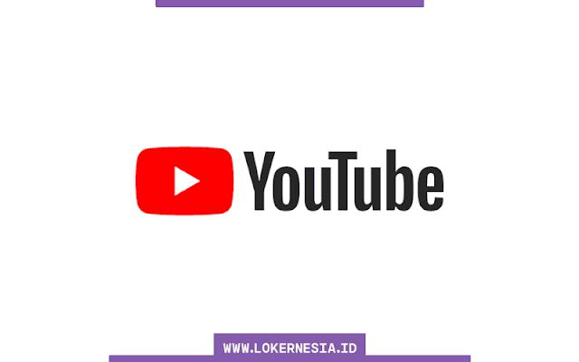 Lowongan Kerja YouTube Indonesia Maret 2021