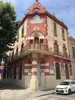 Sabadell. Hotel Suís