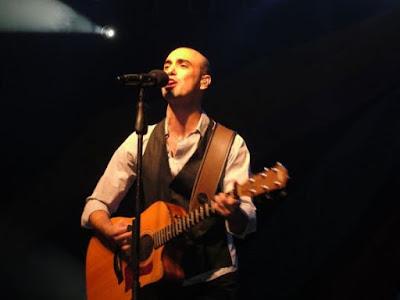 Músico Abel Pintos