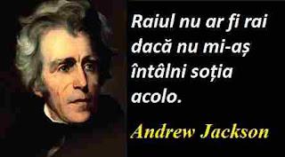 Maxima zilei: 15 martie - Andrew Jackson