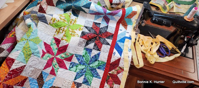 Quilting Interference!