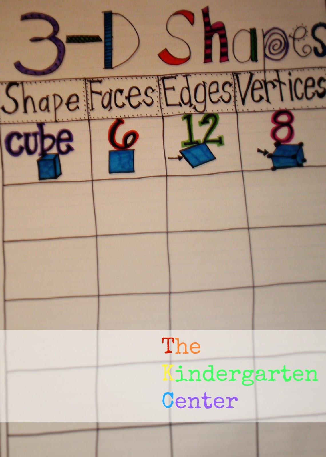 Kinderkids 3 D Shape Fun