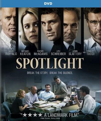Spotlight [DVD9] [Latino]
