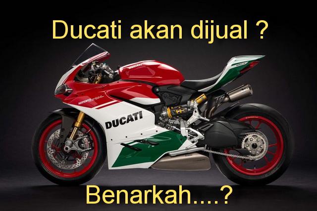 Berapa Harga Merk Ducati ?