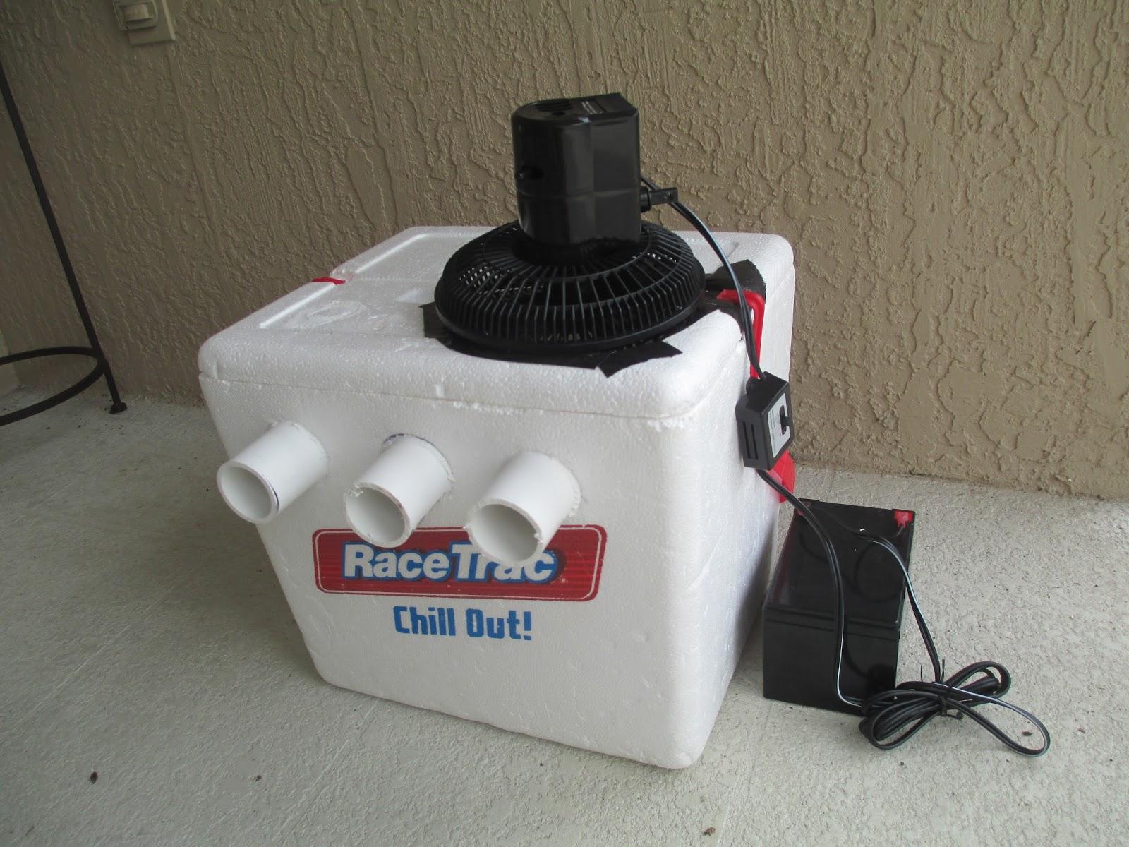 006.JPG (1600×1200) Homemade air conditioner, Diy air
