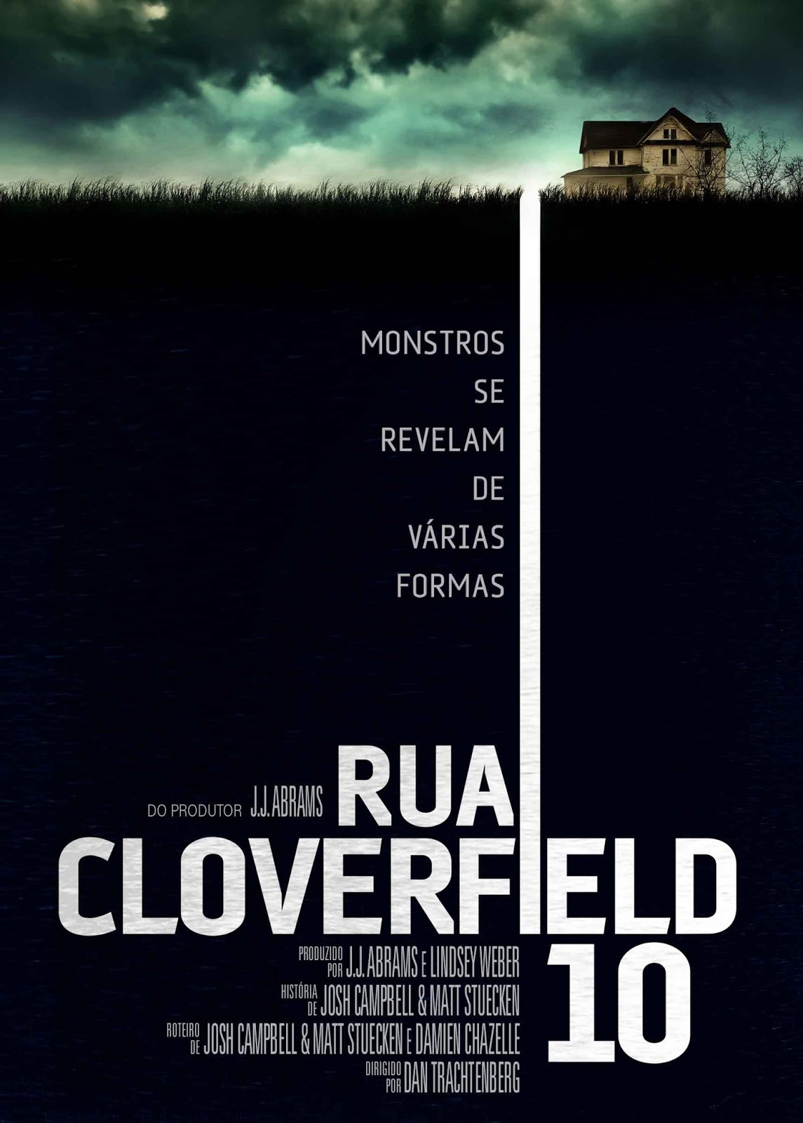 Rua Cloverfield, 10 Torrent - Blu-ray Rip 720p e 1080p Dublado (2016)