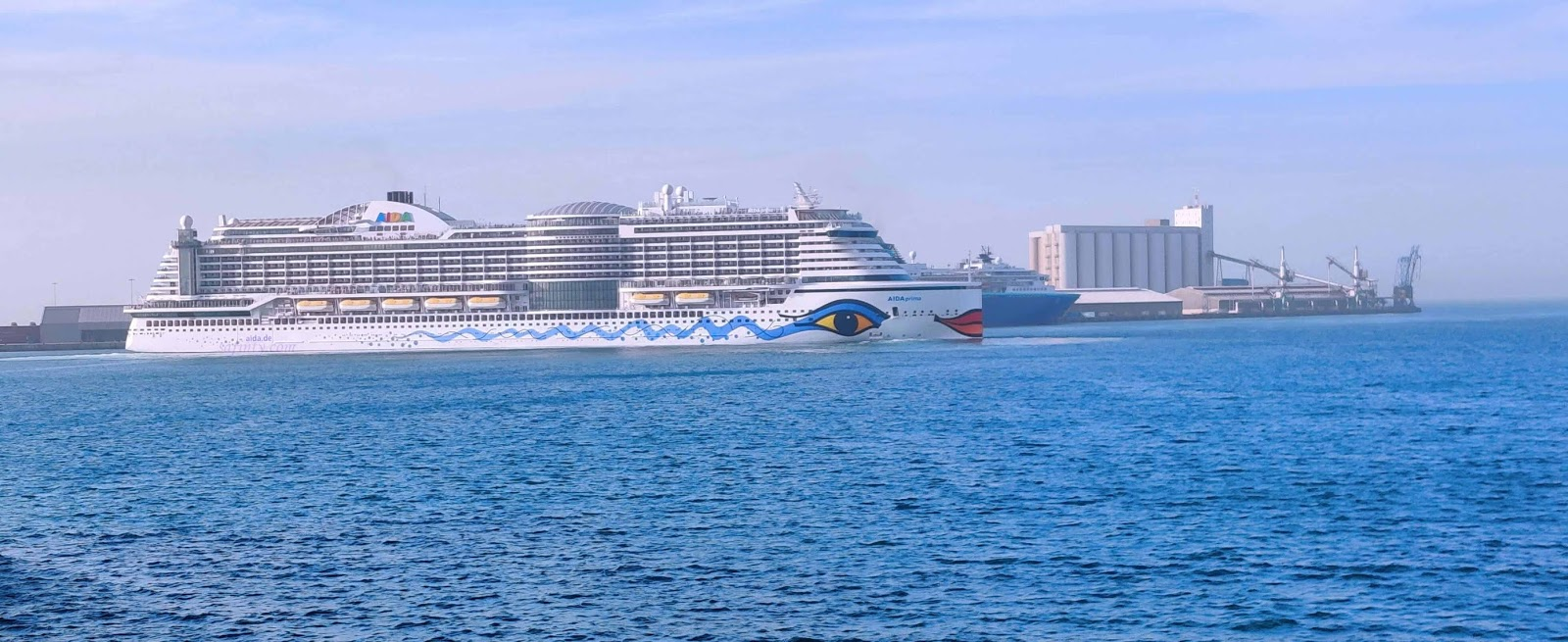 AIDA PRIMA , AIDA , CRUISE VESSEL , سفن سياحية
