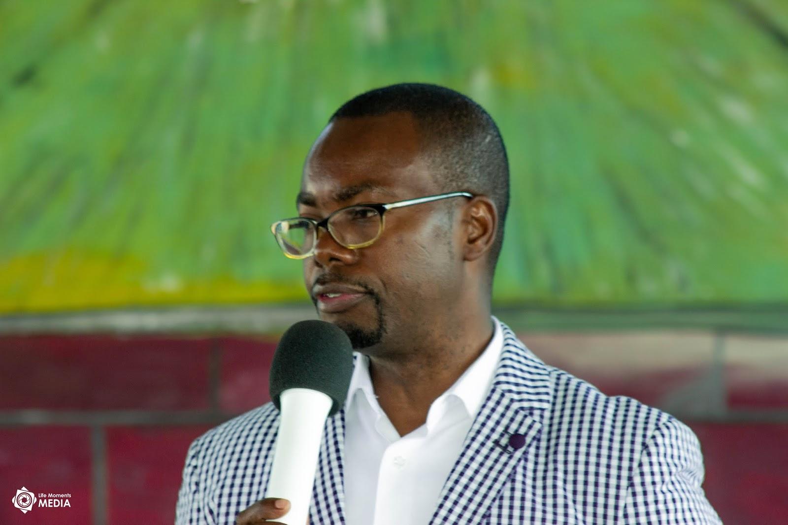 Overseer Shiloh Masenyama, The Ambassador Extraordinaire for Glory Ministries