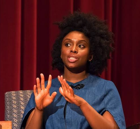 Chimamanda Ngozi Adichieite trends on Twitter as old video of her saying 'please, don't use feminism to justify your wickedness' surfaces