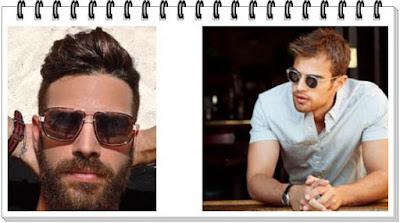 modele ochelari de soare pentru barbati cu fata ovala