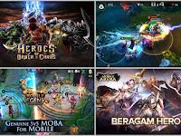 Kumpulan Game Android Offline Terbaik Ukuran Kecil Versi Mod 2018
