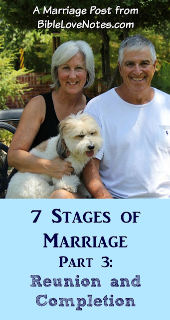 Stages of Marriage, dealing with different stages of marriage