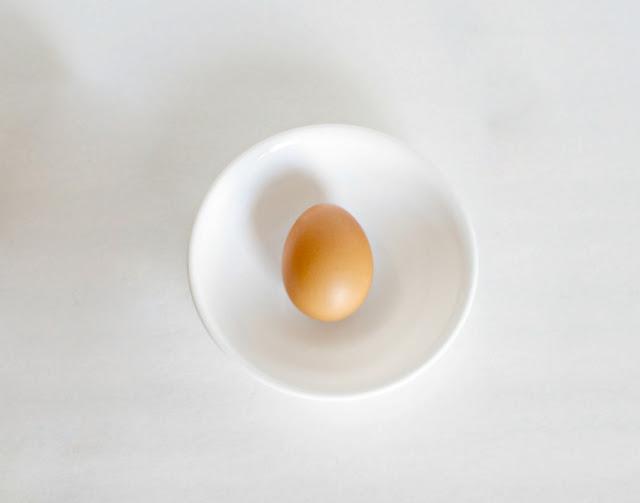 Mặt nạ trị mụn đầu đen từ lòng trắng trứng hiệu quả nhất