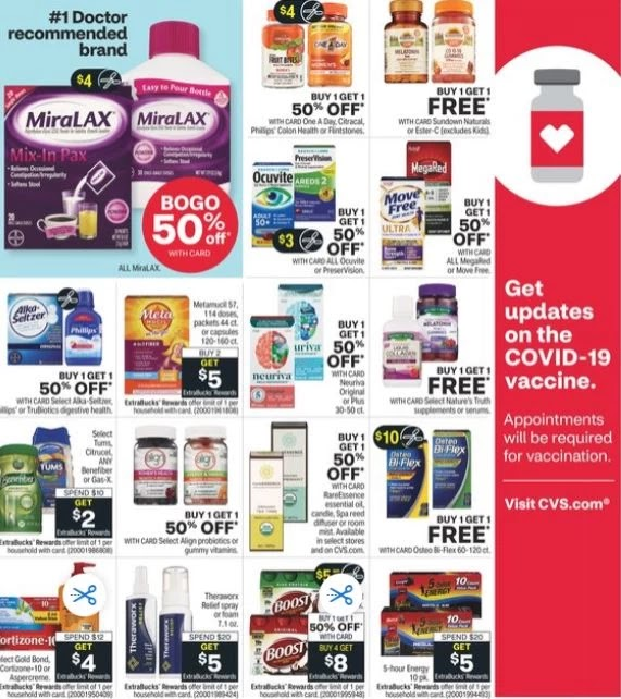 CVS Weekly Ad Preview 5/2-5/8