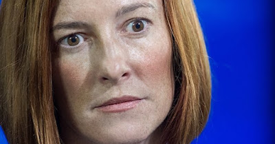 Jen Psaki discovers that Economics is a thing that exists,... and she's afraid.