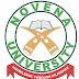 Novena University 2017/2018 1st Semester Academic Calendar Out