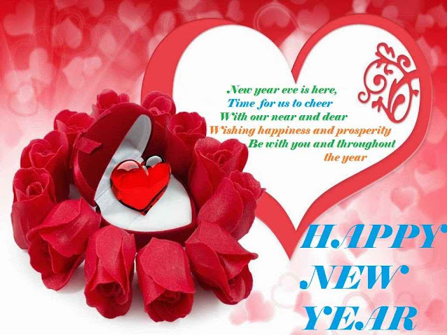 wish you a happy new year greetings