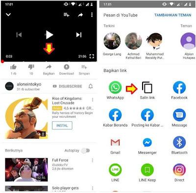 Cara Menonton Video YouTube Melalui VLC di Android