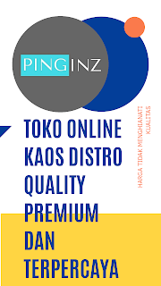 toko online kaos quality premium sangat terpercaya
