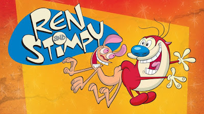 Ren and Stimpy Cartoon Series
