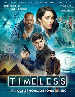 Timeless NBC
