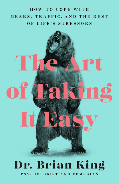 The Art of Taking It Easy (Book Spotlight & Author Interview)