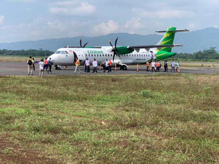 Bandara JBS Mulai Beroperasi, Bakal Beri Dampak Positif Bagi Kebumen
