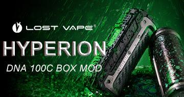 Lost Vape Hyperion DNA 100C Mod