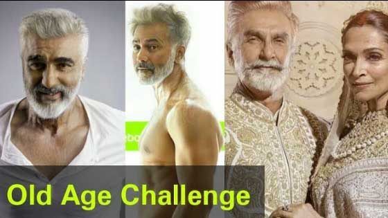Bollywood Celebs Take Up Faceapp Old Age Filter After Bottle Cap Challenge