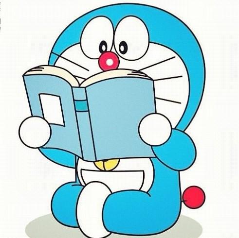 Download 99+ Gambar Doraemon Baca Buku Keren Gratis