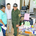 Gobierno Regional entrega material logístico al Comando de Frontera Policial