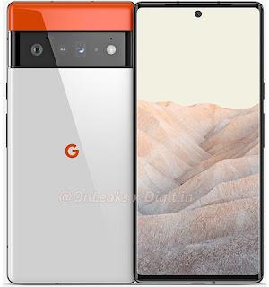 مواصفات و سعر موبايل/هاتف/جوال/تليفون جوجل بيكسل Google Pixel 6