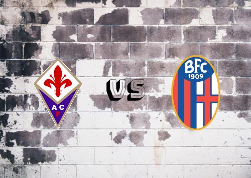 Fiorentina vs Bologna  Resumen