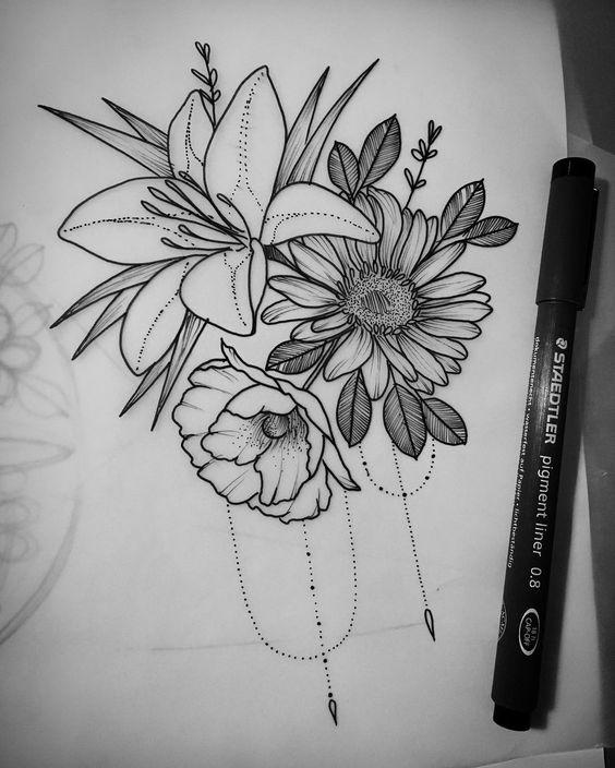 44 uniquely tattoo ideas for women