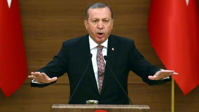 Erdogan llama a los turcos a echarse a las calles tras el golpe de Estado