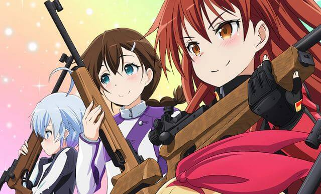 Rifle is Beautiful Episode 3 Download Subtitle Indonesia